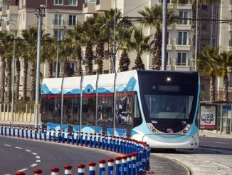 Izmir Tramways are Blocked from Carbon Dioxide Emission!
