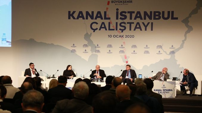 channel istanbul harbinger of international problems