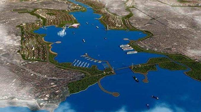 канал Стамбул