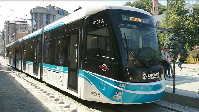 koceli city hospital to line the tram line