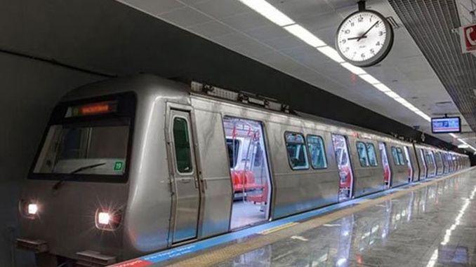 Stacja metra osmanbey zostanie zamknięta do jutra