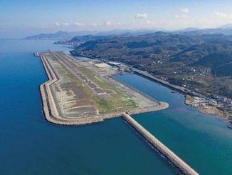 rize artvin aerodromski industrijski objekti rezultat izgradnje tendera