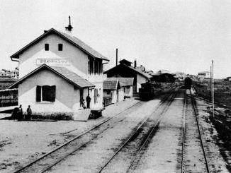 rumeli jernbane