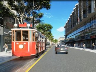 saccharians do not want nostalgic tram