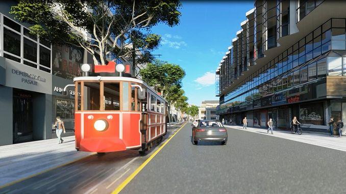 saccharians do not want nostalgic tram