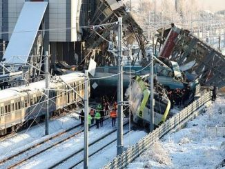 tcdd yht accident report and received the report