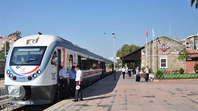 سوف تقوم tcdd بنقل خدمات نقل الركاب إلى القطاع الخاص