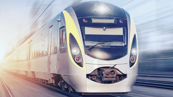 وفود البلاد في معرض صناعة السكك الحديدية مع محلات عملهم