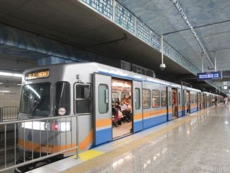 nearly a million preferred Istanbul metro