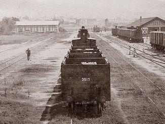Anatolian rautatie