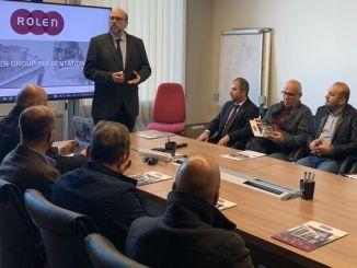 Eskişehir Chamber of Industry Introduced Eskişehir in Spain
