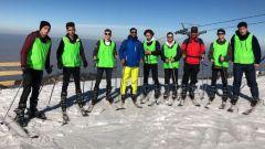Kartepe Kayak Merkezi'nde Ucretsiz Kayak Kursu Basladi