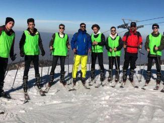 Το δωρεάν χιονοδρομικό κέντρο ξεκίνησε στο χιονοδρομικό κέντρο Kartepe