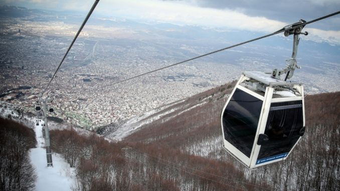 Uludag Cable Car Will Start Again