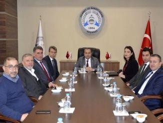 giant investors of aksaray met at ultsis and atsoda for aksaray railroad