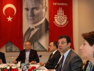 president imamoglu channel we will talk about istanbul table destroyed earthquake