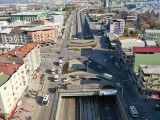 Bursa hè stata a cuncorsa di trafficu in a cità annu annu