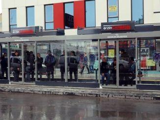 erzincanli将不再在公交车站上班