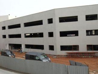 gundogdu examined modern multi-storey gebze car park