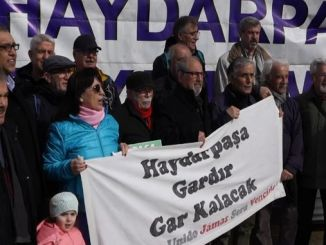 haydarpasa solidarity has been in action for weeks