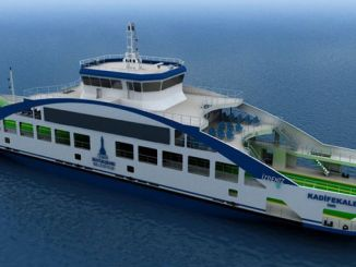 Let's choose Izmir, new car ferry name survey started