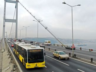 Camera di ingegneri meccanichi per vigilà autobus iett