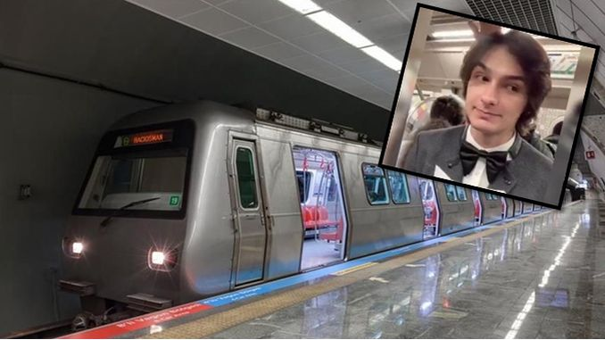 Great interest in information contest in Istanbul metro