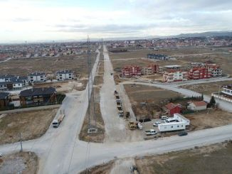 alternative projects for roads to be closed due to subway construction in konya started
