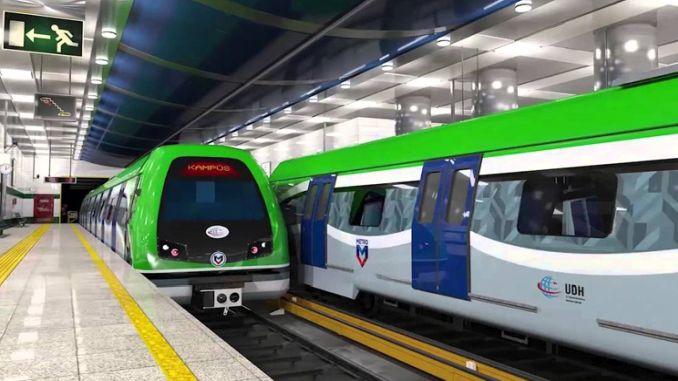 konya metro starts with billion tl