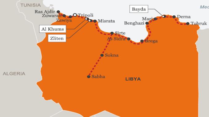 libya railway