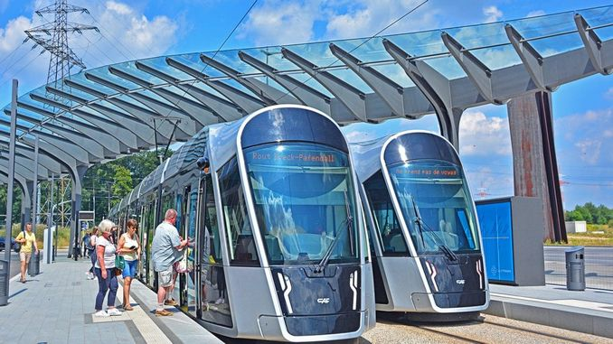 Luxembourg will become the first country in the world to make public transport free