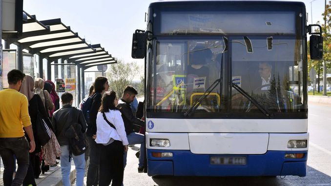 free service starts for students of METU