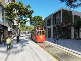 Sakarya nostalgisches Straßenbahnprojekt geändert