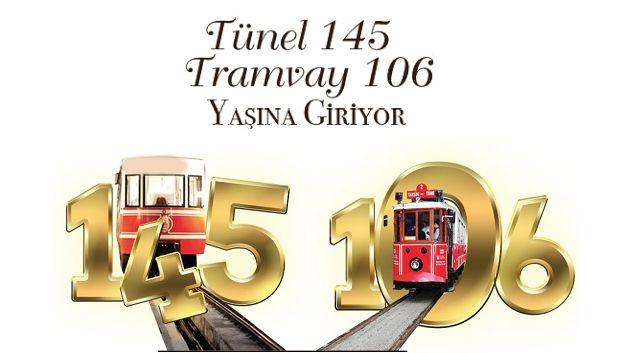 povijesni tunel karakoy kako bi proslavio nanotalgično tramvajsko doba beyoglua