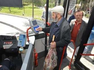 bad news for citizens who use public transport for free