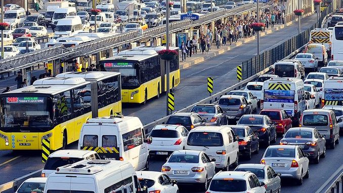 road and traffic share will be taken from new tax law vehicles in the country