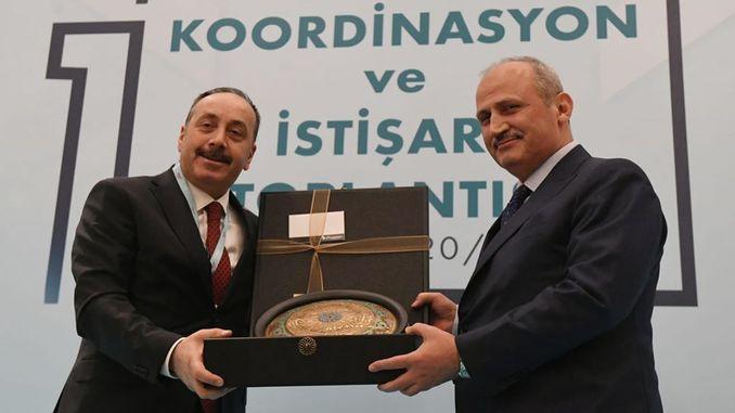 printer backbone of the railway sector of the logistics activities turkiyede