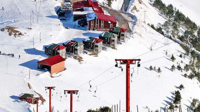 zigana ski resort
