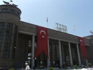 Istasyon ng Ankara