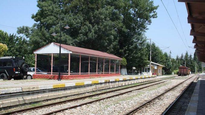 Arrangement of Platforms at Arifiye Station Site Tender Result