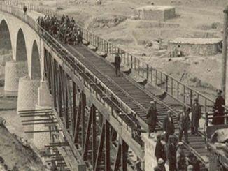 República Railway mobilização da Turquia