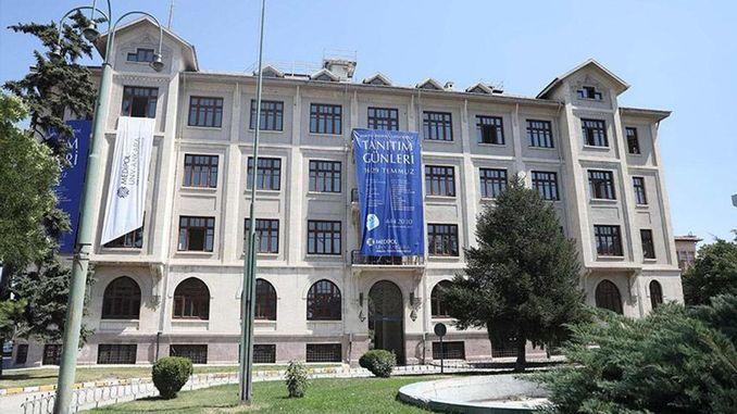 TCDD Ankara Railway Campus