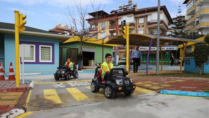 područje aplikacije za prometni saobraćajni park se proširuje