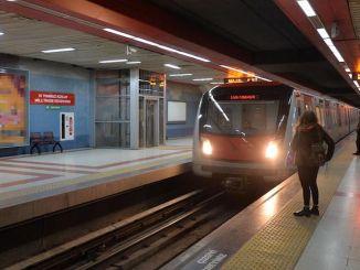 El uso de vehículos de transporte público en Ankara disminuyó en un XNUMX por ciento