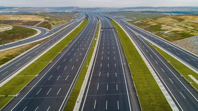 aydin denizli motorway tender