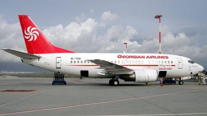 Penerbangan ka Azerbaijan sareng Georgia parantos ditangguh ka April