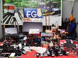 Sale of forgotten items postponed in ego-related public transport vehicles