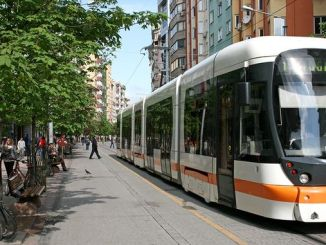In Eskisehir, the number of buses and trams will be reduced in March.
