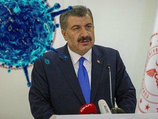 Fahrettin पति स्वास्थ्य मंत्री कोरोनाभाइस