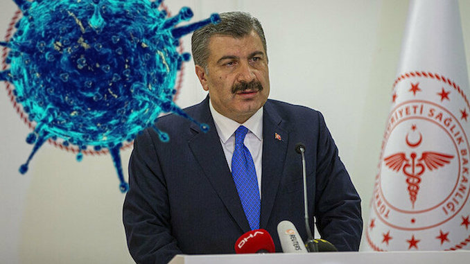 fahrettin husband health minister coronavirus